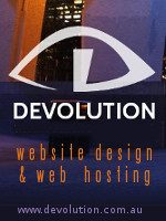 Devolution Web Design